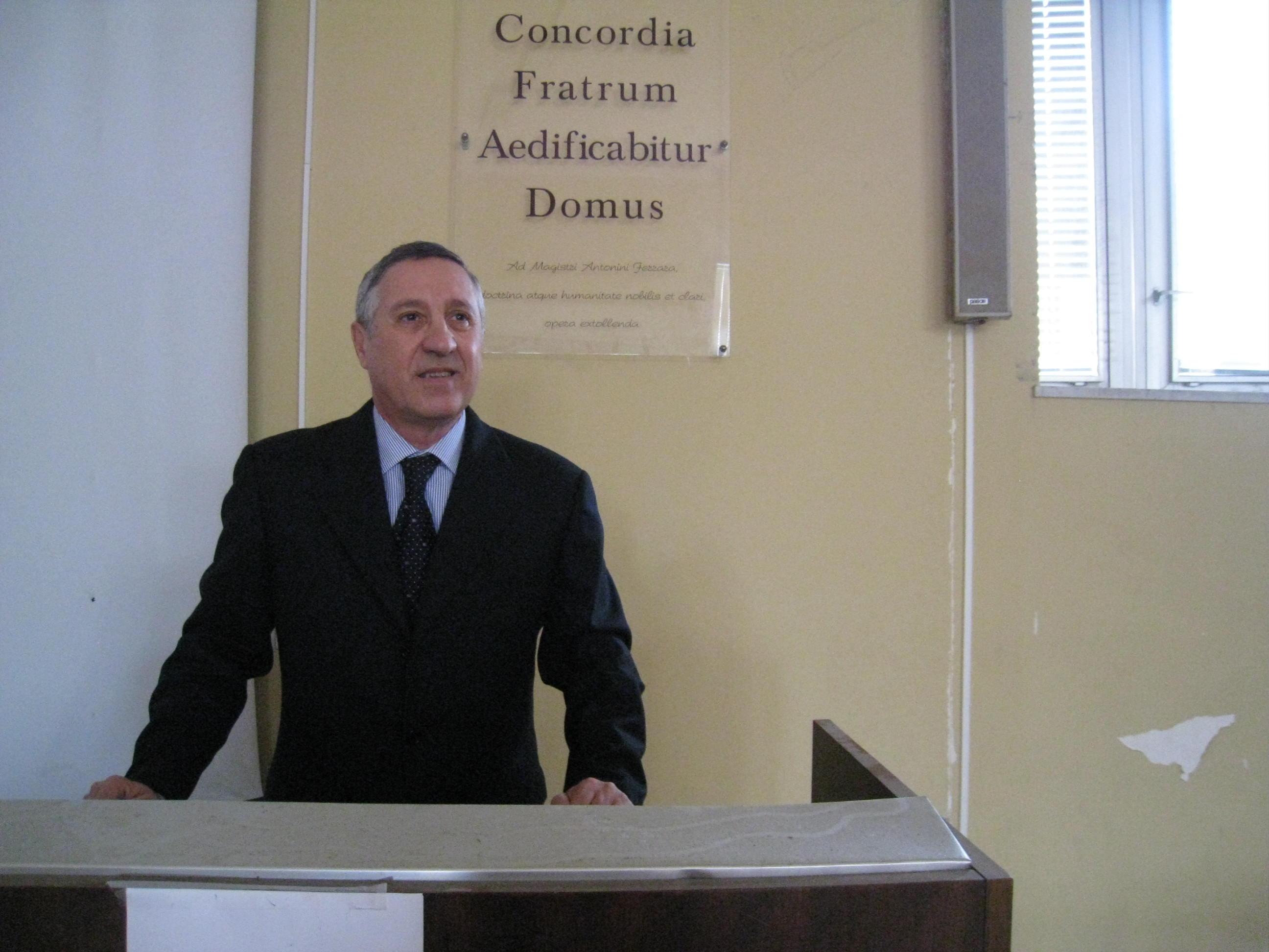 Curriculum Vitae - SPECIALE Giuseppe